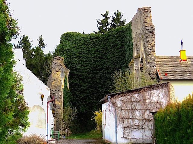 Reste Wallfahrtskirche