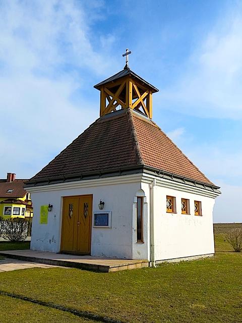Neue Wallfahrerkapelle