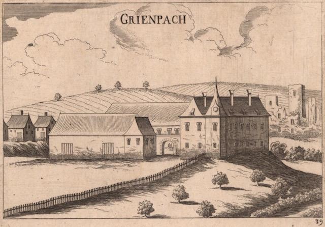 Vischer, Georg Matthaeus, 1628-1696