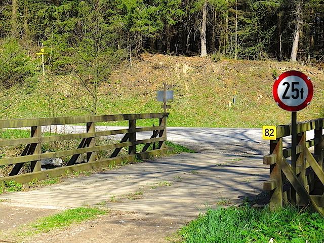 Brücke Dobrabach
