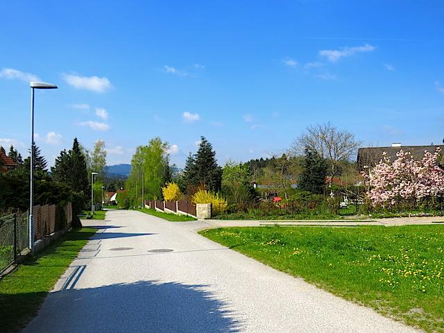 Richtung Schöpfermühle