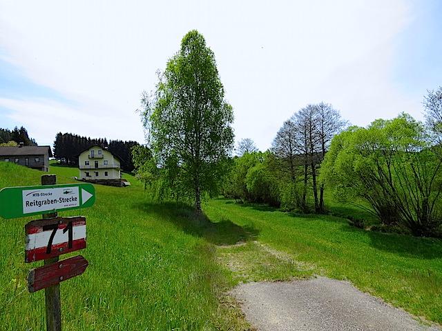 Richtung Froschau
