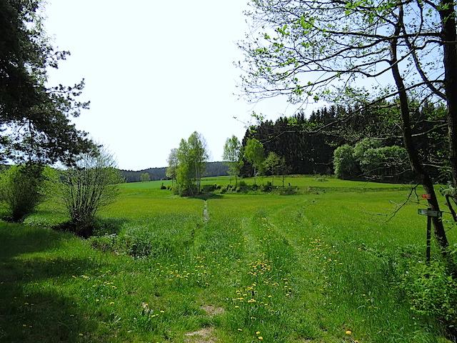 Richtung Mühlbach