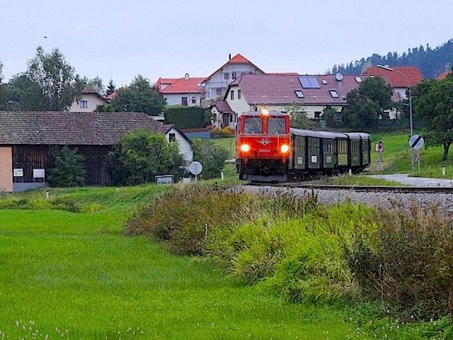 Die Waldviertelbahn