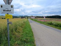Güterweg Windhof