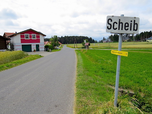 Scheib Abzweigung