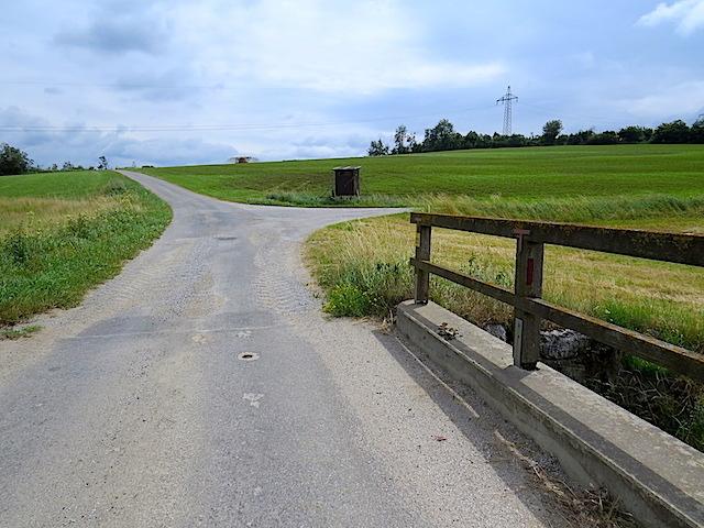 Abzweigung Windhof