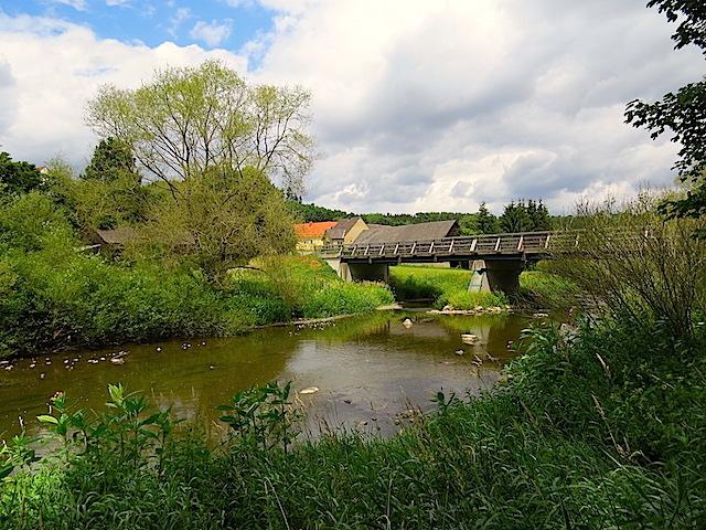 Brücke Oberpfaffendorf