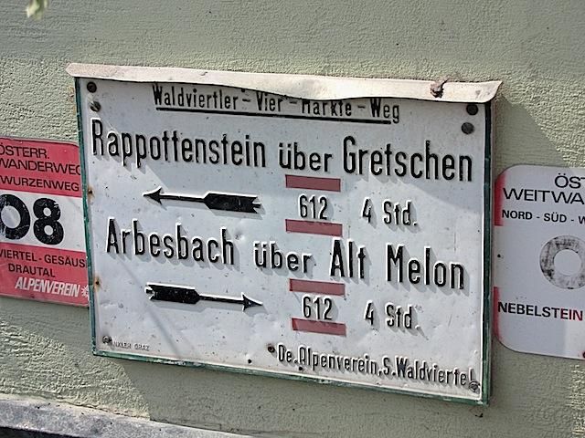 Waldviertler Vier-Märkte-Weg 612