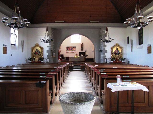 Pfarrkirche von Echsenbach