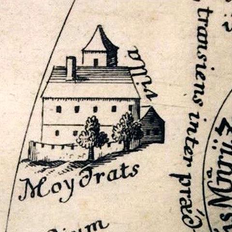 Moydrats villa (vor 1672)