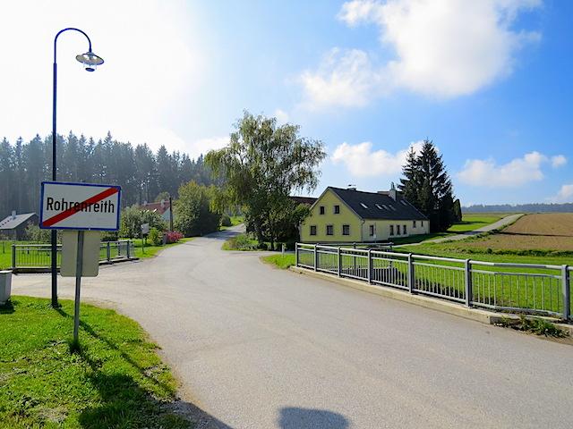 Brücke Sierningbach
