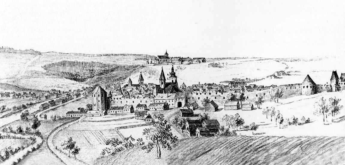 Georg Metzburg, Zwettl, 1794