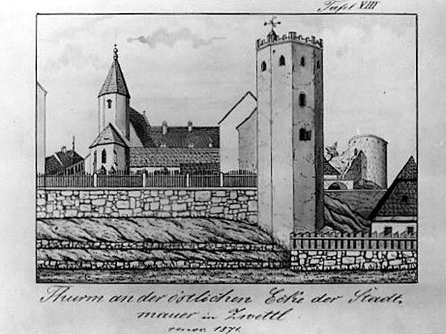 Schulturm 1871