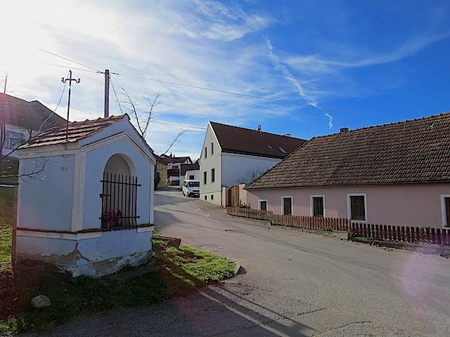 Kapelle im Letten