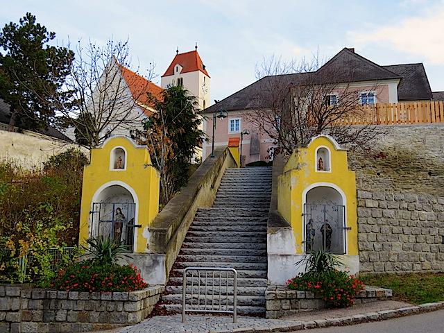 Kirchenstiege