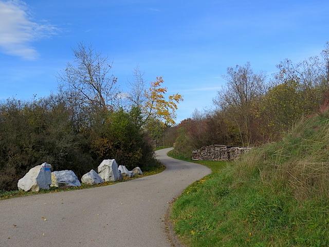 Richtung Bieglberg