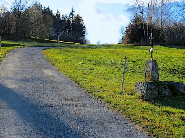Wegkreuz bei Wachtberg