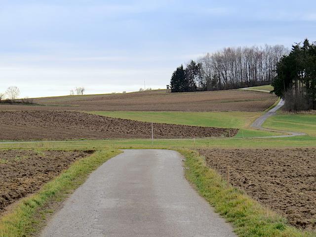 Richtung Hollenstein
