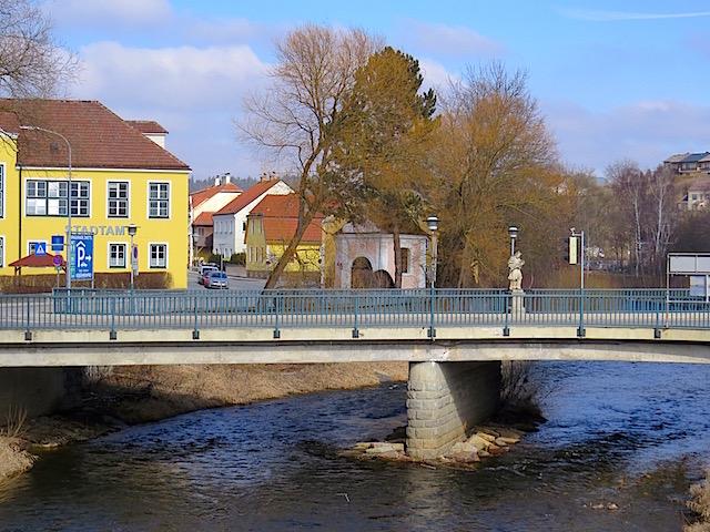 Zwettl Kampbrücke