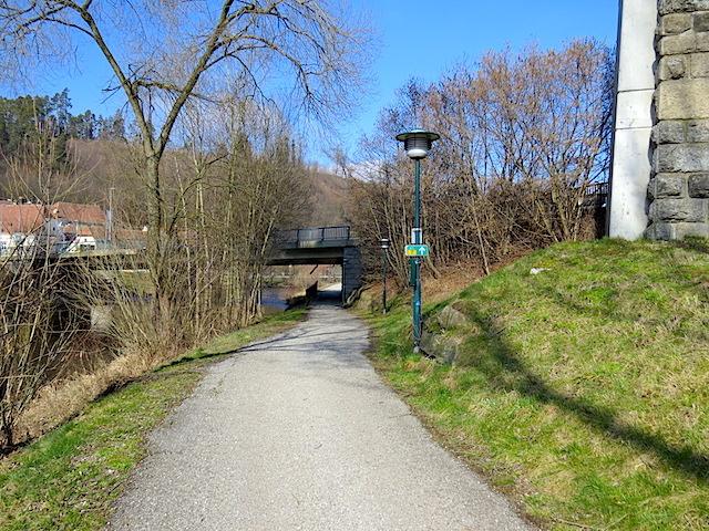 Kampbrücke - Unterführung