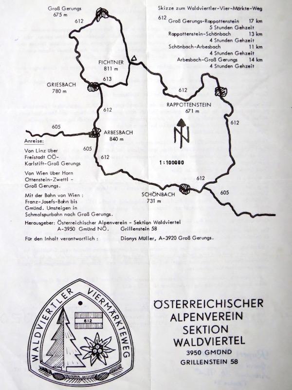 1974 Viermärkteweg