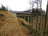 Wanderwegverlegung Strahlbachbrücke