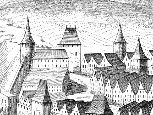 Statt Zwetal 1672