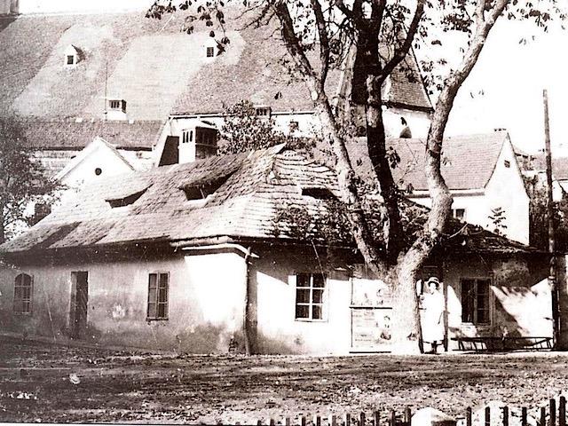 Das alte Mauthaus