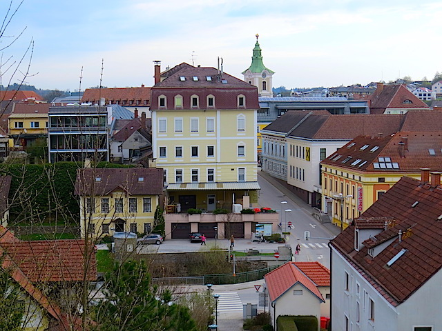Die Kuenringerstraße