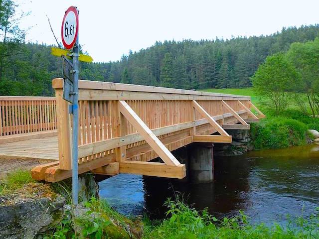 Die neue Brücke