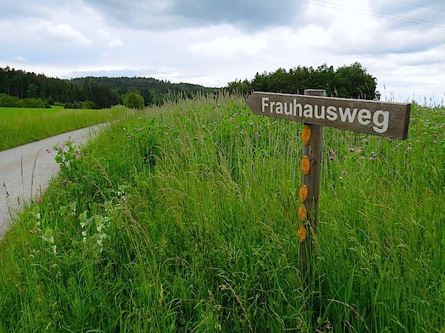 Abzweigung Mistelbach