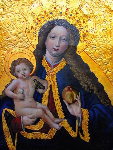 Muttergottes Maria Grainbrunn