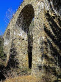 Das Weyrerteich Viadukt
