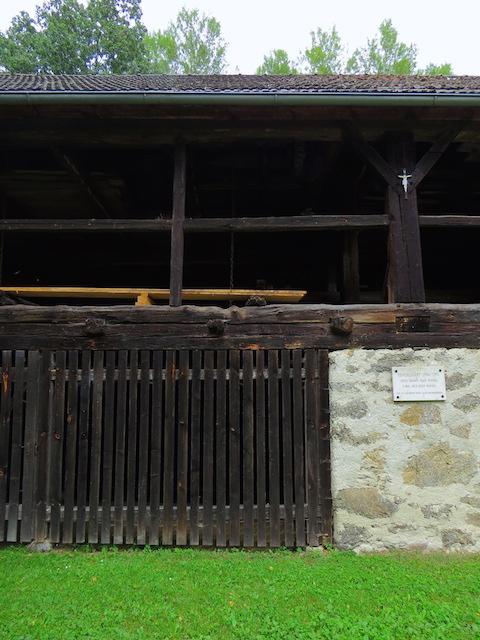 Brettersäge Kirchbach