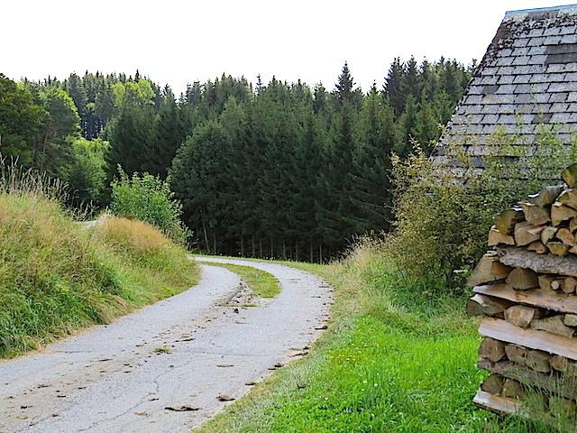 Richtung Wachtberg