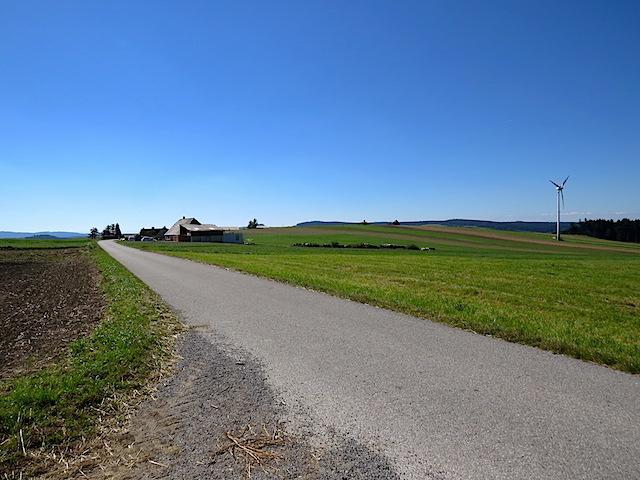 Güterweg Pleßberg