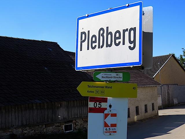 Pleßberg