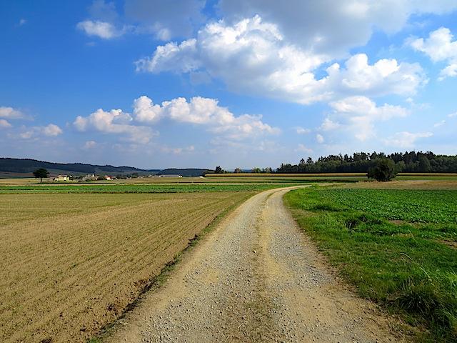 Richtung Wienings