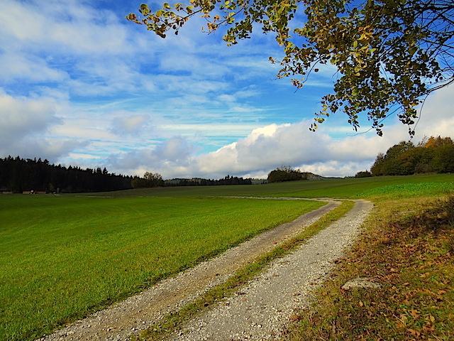 Richtung Oberösterreich