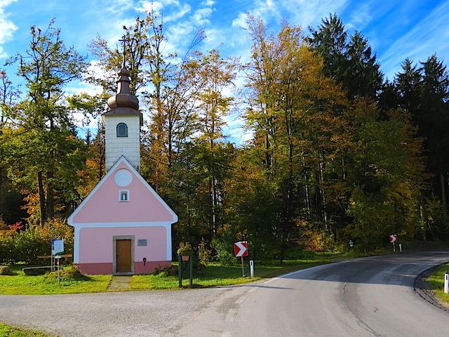 Die Einsiedlerkapelle