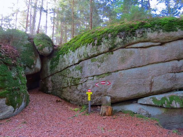 Fahrthofer Höhlen