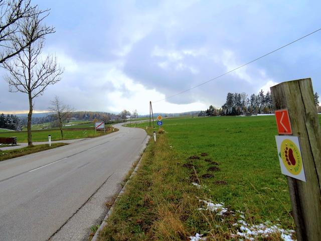 Purrath Bundesstraße