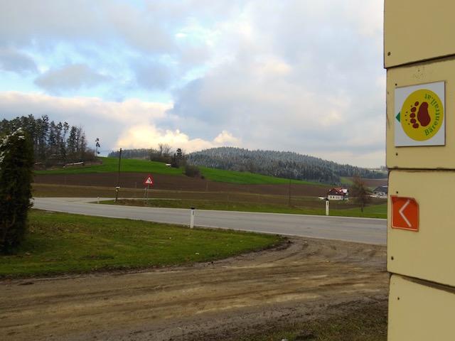 Richtung Bärenwald