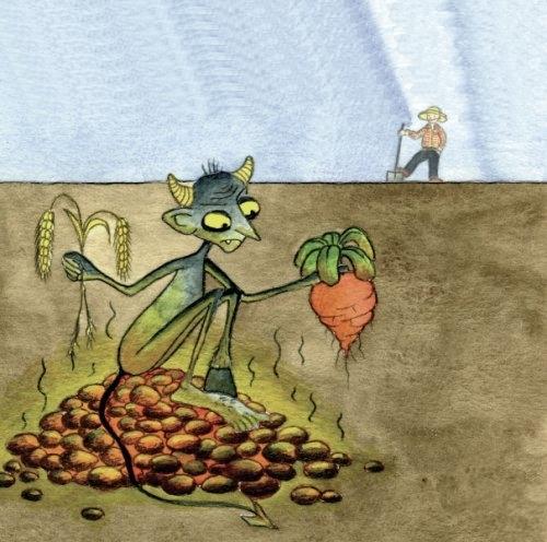 Der Bauer und der Teufel