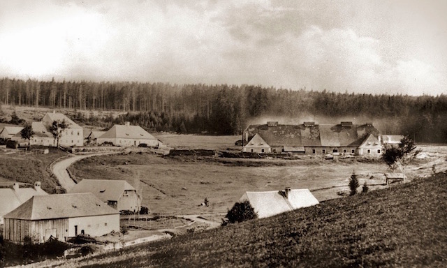 Alte Glashütte Gutenbrunn