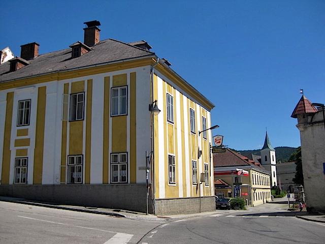 Poststationen Pöggstall