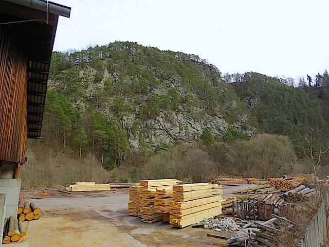 Der Thurnberger Felsen