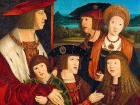 Maximilian I und seine Familie