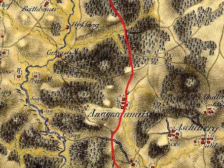 Josephinischen Landesaufnahme (1763-1787)